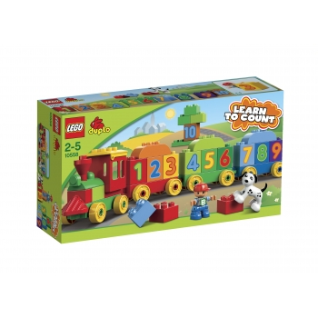DUPLO 10558 Bricks & more Getallentrein