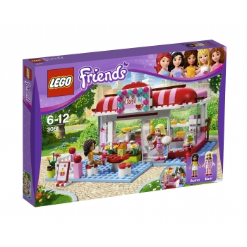 LEGO 3061 Friends Parkcafé