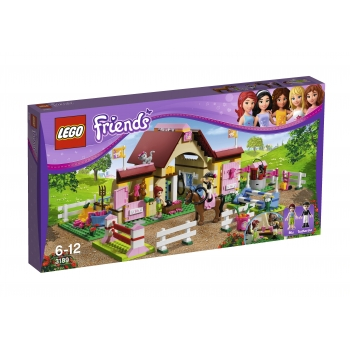 LEGO 3189 Friends Heartlake paardenstal