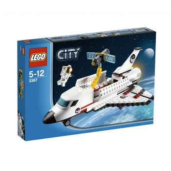 LEGO 3367 City Ruimtevaart Space Shuttle