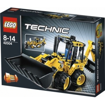 LEGO 42004 Technic Mini schoplader