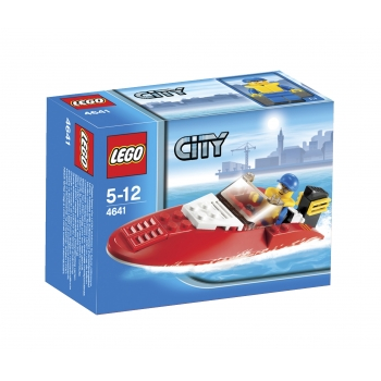 LEGO 4641 City Speedboot