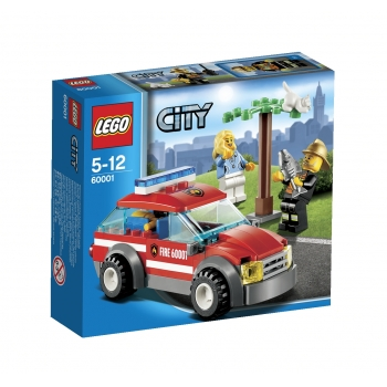 LEGO 60001 Fire Chief car