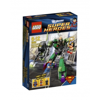 LEGO 6862 Super Heroes Superman vs. Power Armor Lex