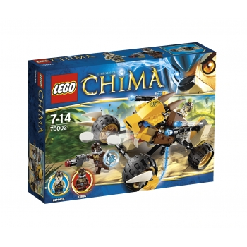 LEGO 70002 Legends of Chima Lennox' Lion Attack