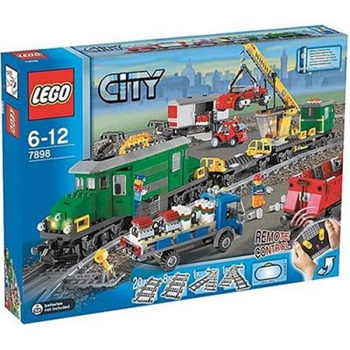 LEGO 7898 City Luxe goederentrein