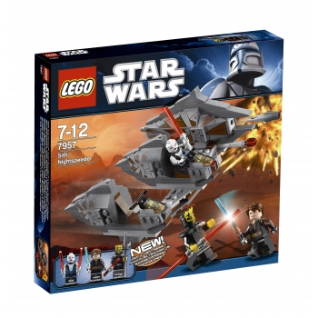 LEGO 7957 Star Wars TM Sith Nightspeeder