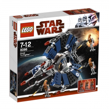 LEGO 8086 Star Wars Droid Tri-Fighter