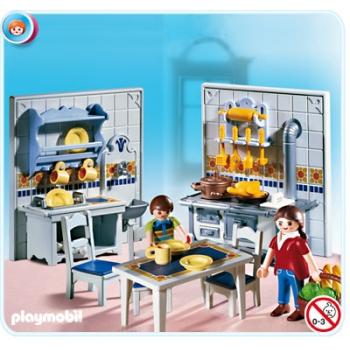 Playmobil Keuken in retro-stijl - €19.50 Speelgoed vind je via ...