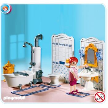 Playmobil Badkamer met badkuip - €14.95 Speelgoed vind je via Funandplay