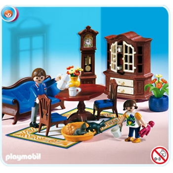 Playmobil Romantische woonkamer - €23.95 Speelgoed vind je via ...