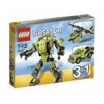 LEGO 31007 Creator Power Robot