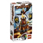 LEGO 3838 Games Lava Dragon