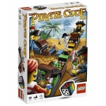 LEGO 3840 Games Pirate Code