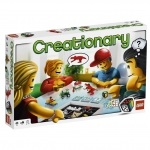 LEGO 3844 Games Creationary