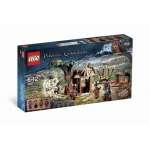 LEGO 4182 Pirates of the Caribbean TM Kannibaal ontsnapping