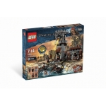 LEGO 4194 Pirates of the Caribbean TM Witkop baai