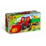 DUPLO 5647 Grote tractor