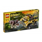 LEGO 5885 Dino Triceratops truck