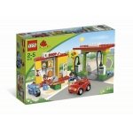 Duplo 6171 Transport Benzinestation