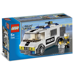 LEGO 7245 City Gevangenentransport