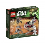 LEGO 75000 Starwars Clone Trooper vs. Droidekas