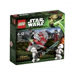 LEGO 75001 Starwars Republic Troopers vs Sith Troope
