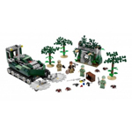 LEGO 7626 Indiana Jones Jungle zaagmachine