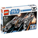 LEGO 7673 Star Wars MagnaGuard Starfighter