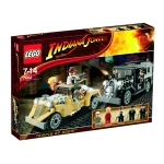 LEGO 7682 Indiana Jones Achtervolging in Sjanghai