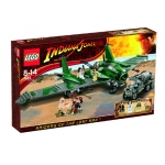 LEGO 7683 Indiana Jones Gevecht op de Flying Wing