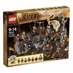 LEGO 79010 Lord of the Rings De Goblinkoning veldslag