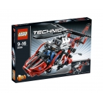 LEGO 8068 Technic Reddingshelikopter
