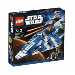 LEGO 8093 Star Wars TM Plo Koon's Starfighter