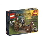 LEGO 9469 Lord of the Rings De aankomst van Gandalf""