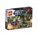 LEGO 9489 Star Wars TM Endor Rebel Trooper & Imperial Trooper
