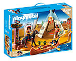 Playmobil 4012 Superset indianenstam