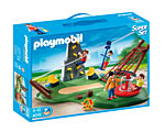 Playmobil 4015 Superset recreatiepark.