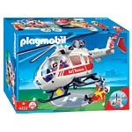 Playmobil Reddingshelikopter