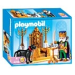Playmobil Koningstroon